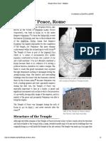 Temple of Peace, Rome - Wikipedia