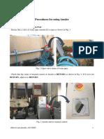 Loading-test Procedure