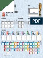 calendario mundial 2018