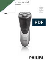 Manual Afeitadora 9ff24b82e520178f1b524175e77a517bfc4061e35763c8d19addde022910320a