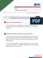 Estrategia Diccionario Ilustrado de Verbos
