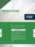PABIS, Nelsi - Pesquisa e Educação