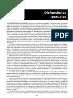 Dsm v Disfunciones Sexualaes
