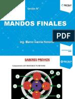 D-3 Mandos Finales