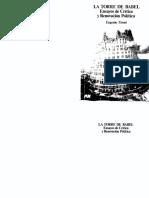 eugenio tironi-la torre de babel ensayos de critica y renovacion politica..pdf