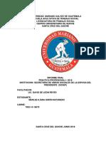 Informe Original San Pablo II PARA HACER INDICE