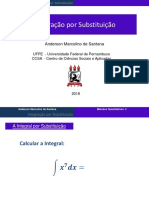 Anderson 2 Integral Substituicao