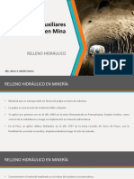 Relleno Hidraulico - 2018-1