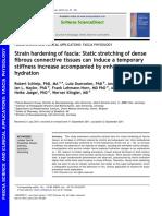Strain hardening of fascia (Schleip2011).pdf