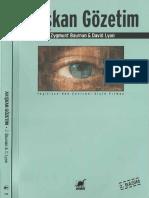 9-10-11-Zygmunt Bauman • David Lyon - Akışkan Gözetim