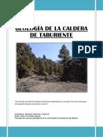 Estudio geológico de la Caldera de Taburiente. Agudo, E. F. (2018).