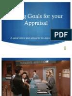 Appraisal Goals