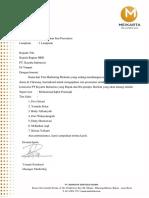 Contoh Surat Ijin Presentasi