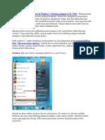 Cara Mudah Sharing Printer Di Windows 7 Melalui Jaringan LAN