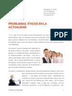 ETICA PROFESIONAL Tarea Modulo 10