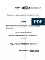 Cabrera Zarate Javier 45369REERSVAS 322222