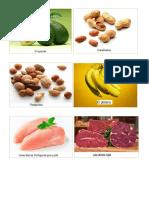 Alimentos y Proteinas