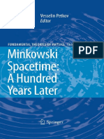 Petkov v. (Ed.) Minkowski Spacetime.. a Hundred Years Later (FTP0165, Springer, 2010)(ISBN 9048134749)(O)(359s)_PGr