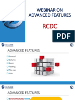 RCDC Advanced Features Webinar