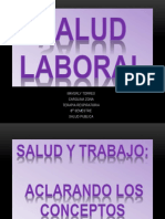 Expo Salud Laboral