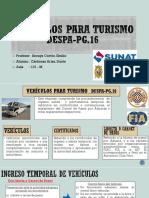 Expo Vehículos Para Turismo