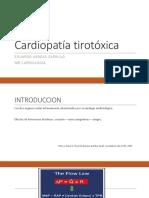 Tiroides y Corazon Ppt