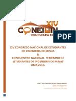 Bases de Software Minero Xivcoeiminsanmarcos