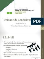 03 Unidade de Condicionamento PNEUMÁTICA BAjyFpE