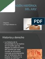 La Función Histórica Del Juez.pptx
