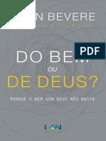 Do Bem Ou de Deus__ Porque o Be - John Bevere.pdf