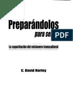 Preparandolos Para Servir - David Harley