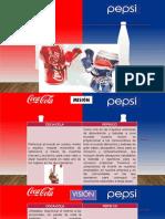 cocacola vs pepsi