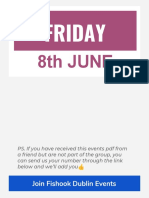 Friday 8th June