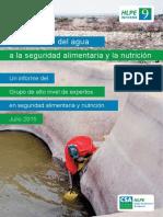 1 Agua y Nutricion