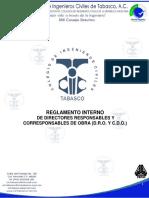 Reglamento DRO & CDO