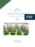 Los Biofertilizantes