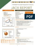 Videocon Research Report