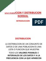 Distribucion y Distribucion Normal [Autosaved]