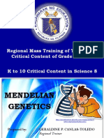 Session 3-Mendelian Genetics