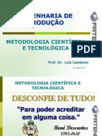Aula 2 - Metofologia Cientifica - Conceitos Final