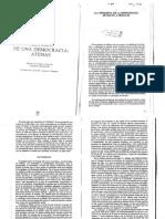 Mosse, Claude - Cap i La Conquista de La Democracia en Historia de Una Democracia Atenas
