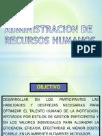 Unidad 1 Introduccion de La Adm. Rrhh