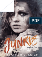 #1 Junkie - Broken Doll - Heather C. Leigh