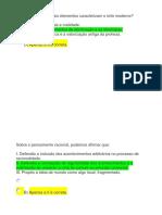 Revisão Chs Ap3
