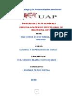 Resumen Norma OS 060
