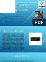 Amplificador de Doble Audio Stereo Ppt