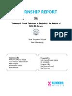 vehicle showroom internship training report.pdf