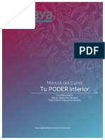 Tu Poder Interior Manual 2016