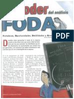 El Poder Del Análisis FODA (1)