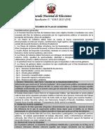 Resumen Definitivo de Plan de Gobierno